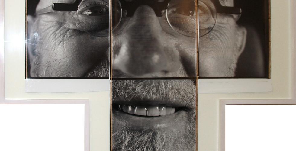Chuck Close, Self-Portrait, 2008