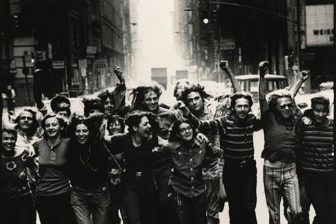 Peter Hujar, Gay Liberation Front Poster Image, 1970