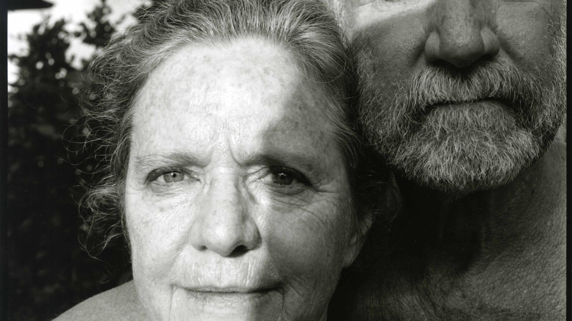 Nicholas Nixon, Bebe and I, Savignac de