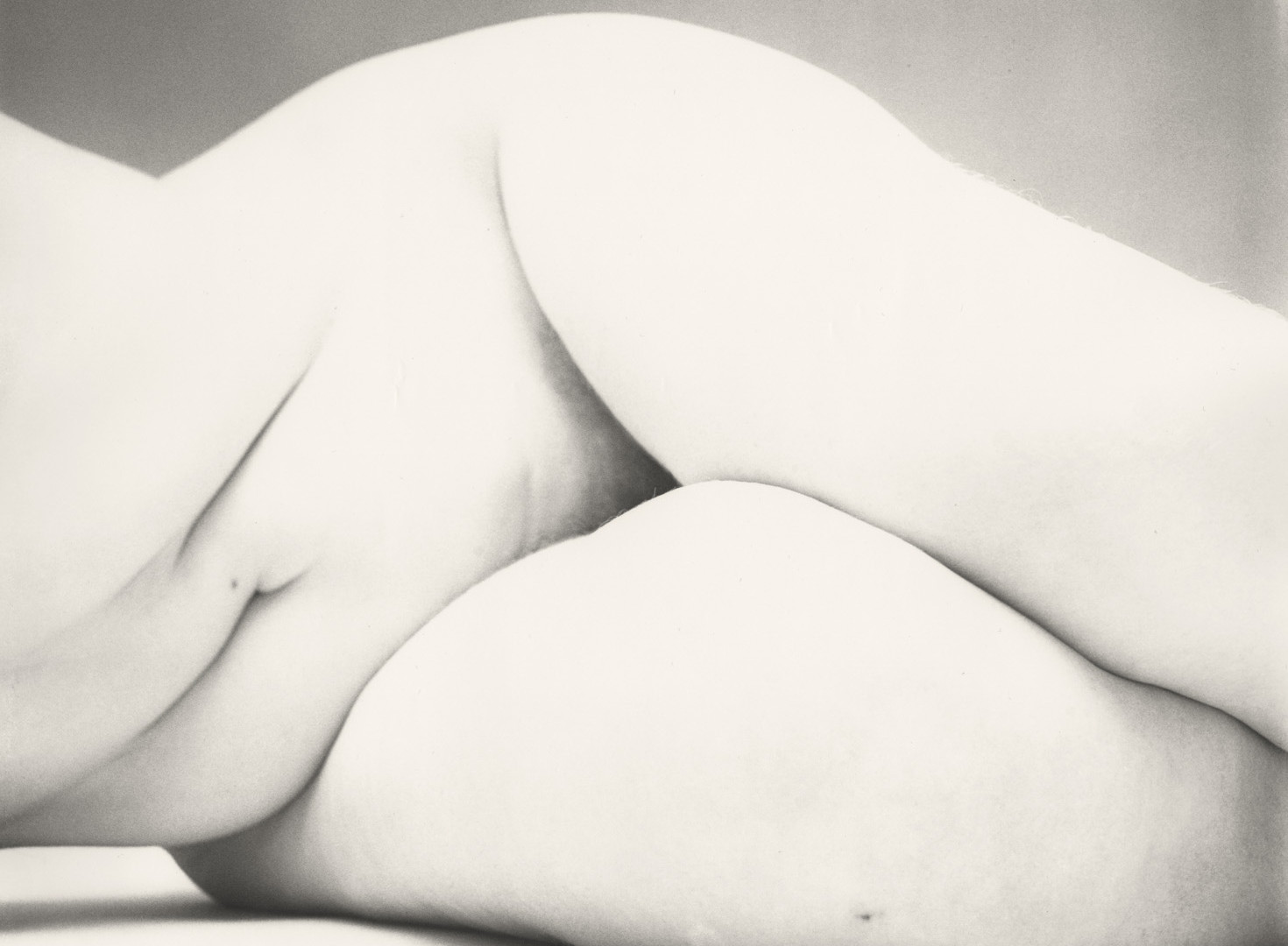 Irving Penn, Nude No. 66, New York, c. 1949-1950