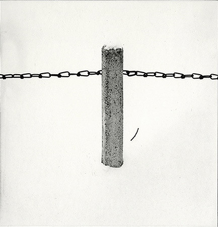 Harry Callahan, Lincoln Park, Chicago, c. 1948