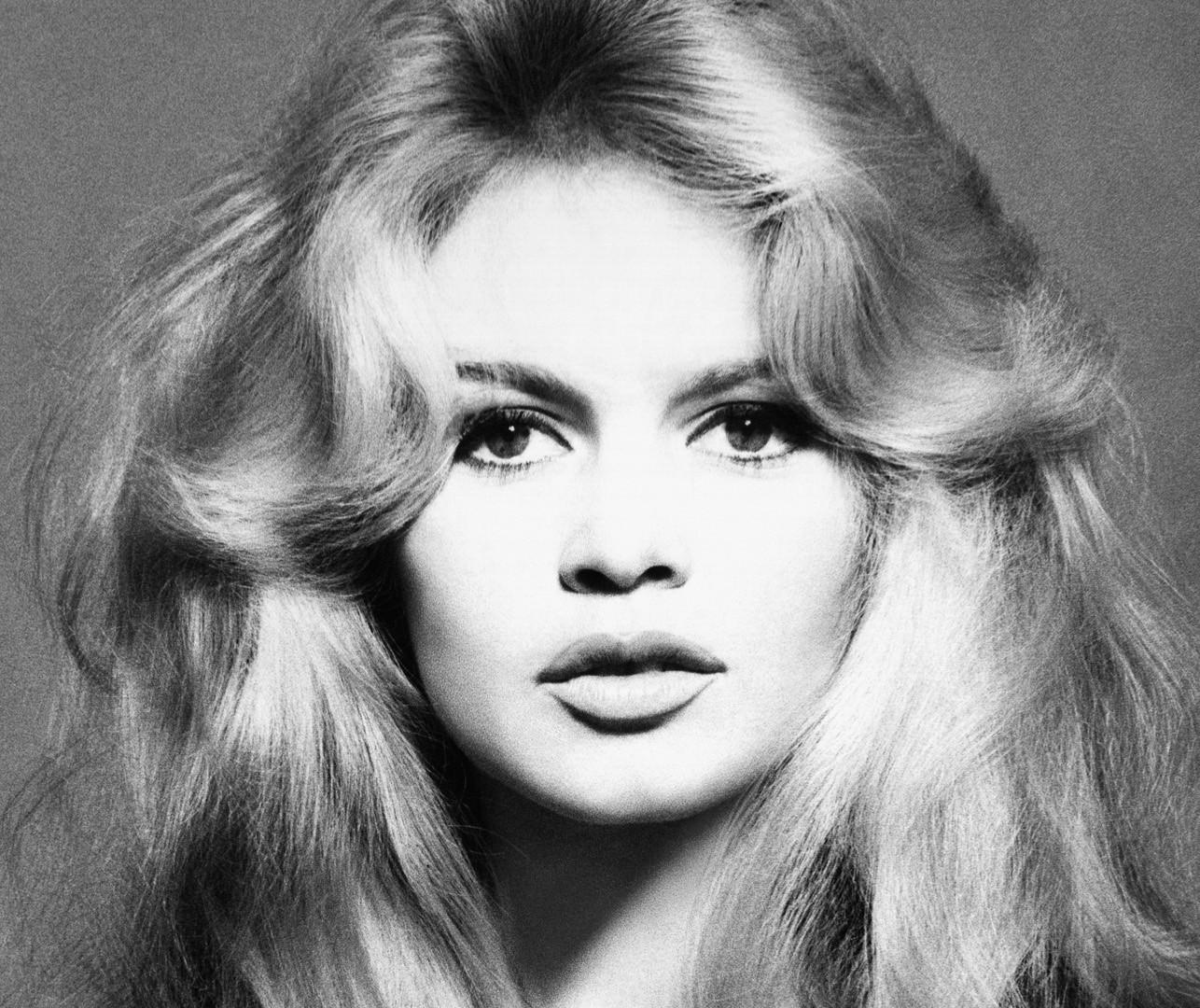 Richard Avedon, Brigitte Bardot, actress, hair by Alexandre, Paris, January 1959