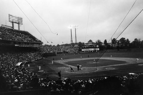 Tod Papageorge, World Series (Cincinnati vs. Baltimore), Memorial Stadium, Baltimore, October 13-15, 1970