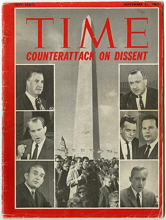 Robert Heinecken, Time: Counter Attack on Dissent, 1969
