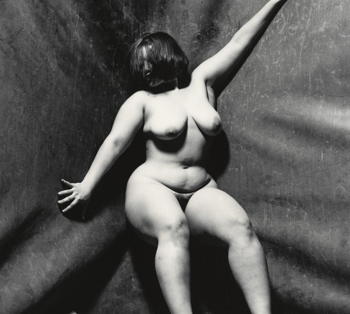 Irving Penn, Alexandra Beller (AA), New York, 1999