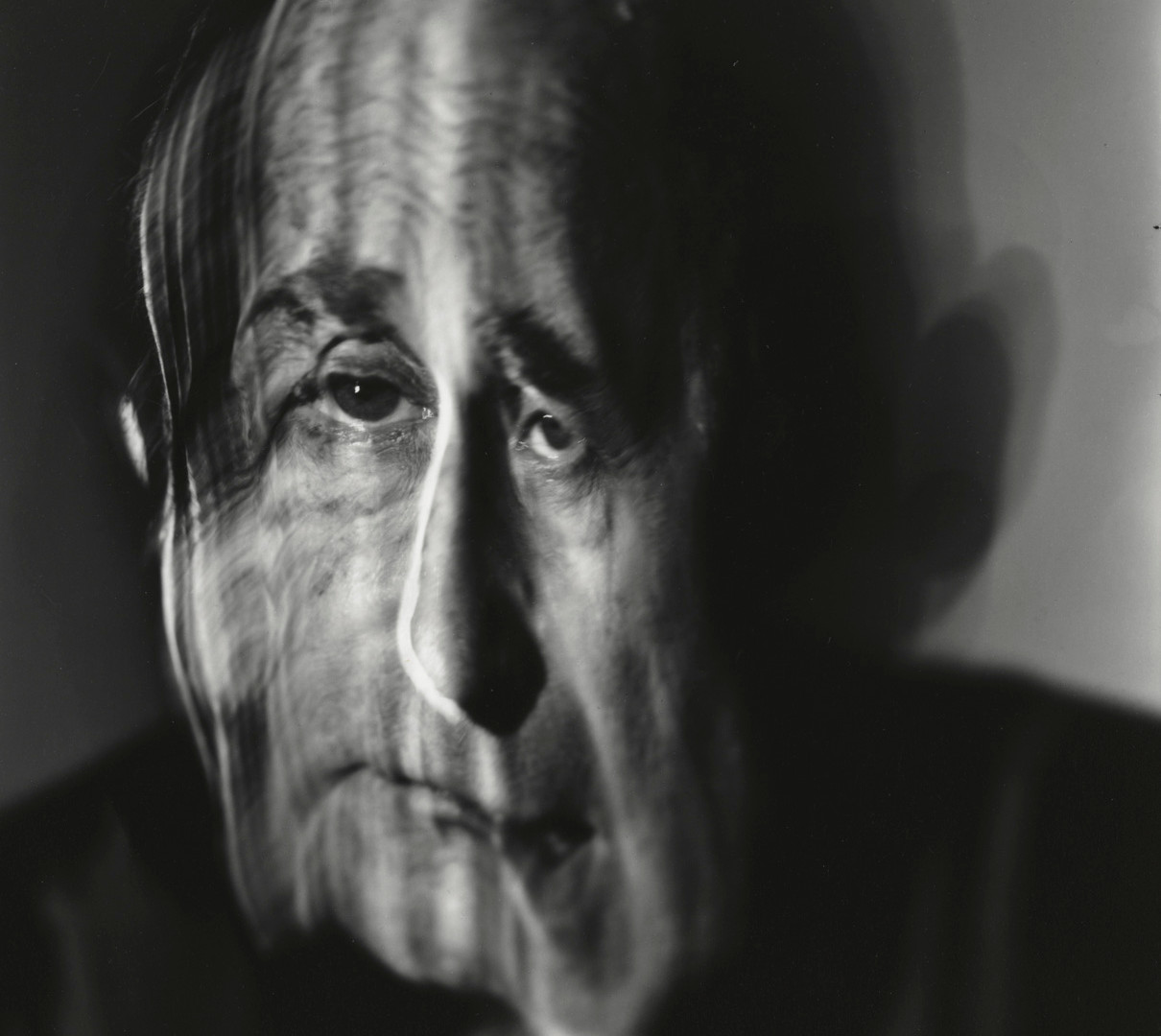 Irving Penn, IP, Photograph of Self (G), New York, 1993