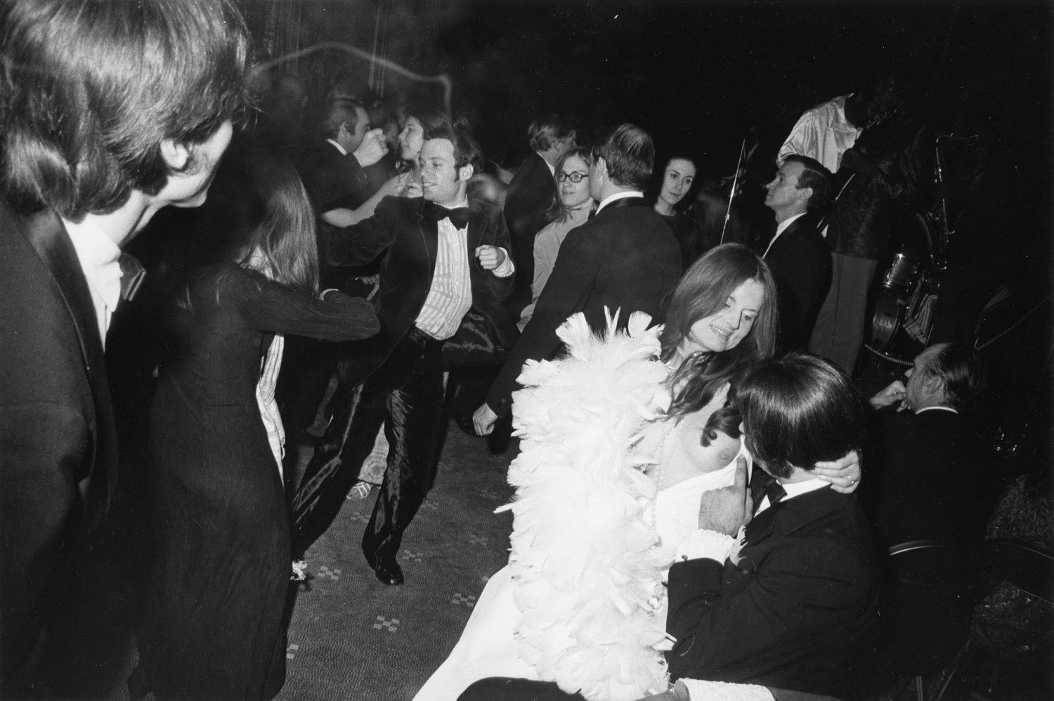 Garry Winogrand, Metropolitan Museum of Art Centennial Ball, New York, 1969