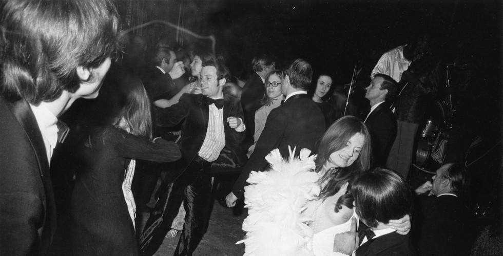 Garry Winogrand, Metropolitan Museum of Art Centennial Ball, New York, 1969