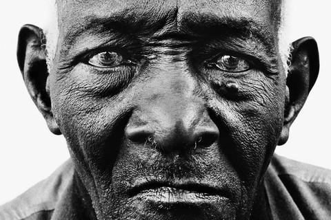 Richard Avedon, William Casby, born in slavery, Algiers, Louisiana, March 24, 1963