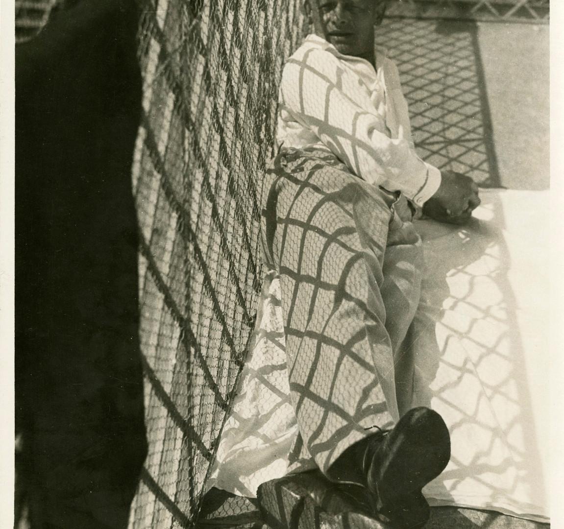 Laszlo Moholy-Nagy, Oskar Schlemmer, 1927