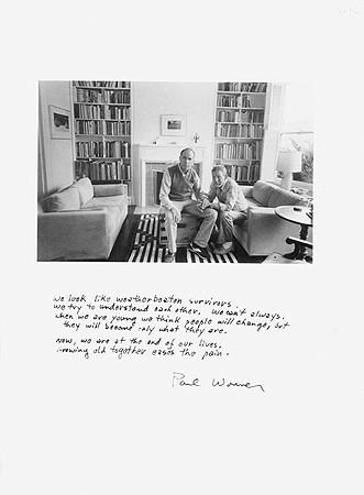Jim Goldberg, Untitled (We look like ...), 1981