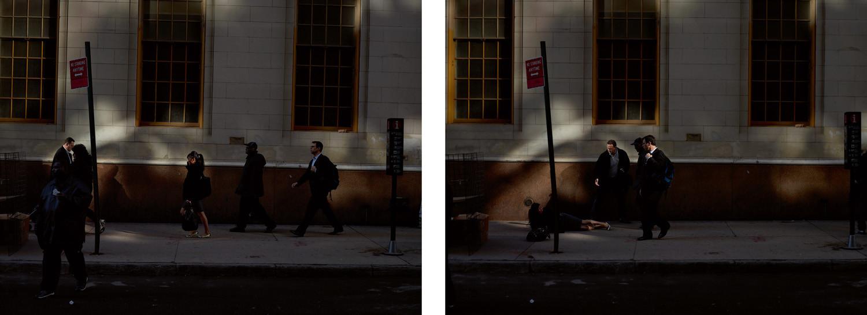 Paul Graham, Fulton Street, 11th November 2009, 11.29.10 am, 2009
