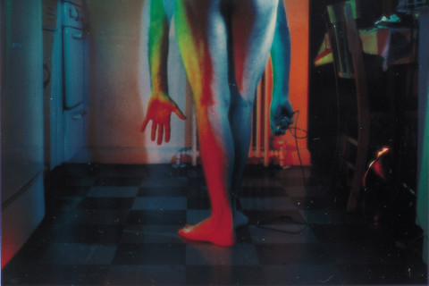 Lucas Samaras, Photo-Transformation, 2/1/74