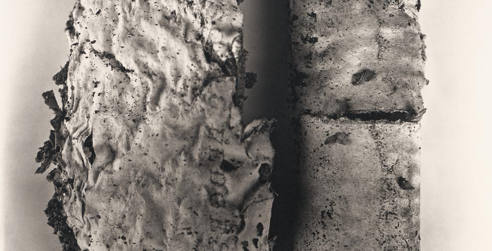 Irving Penn, Cigarette No. 42, New York, 1972