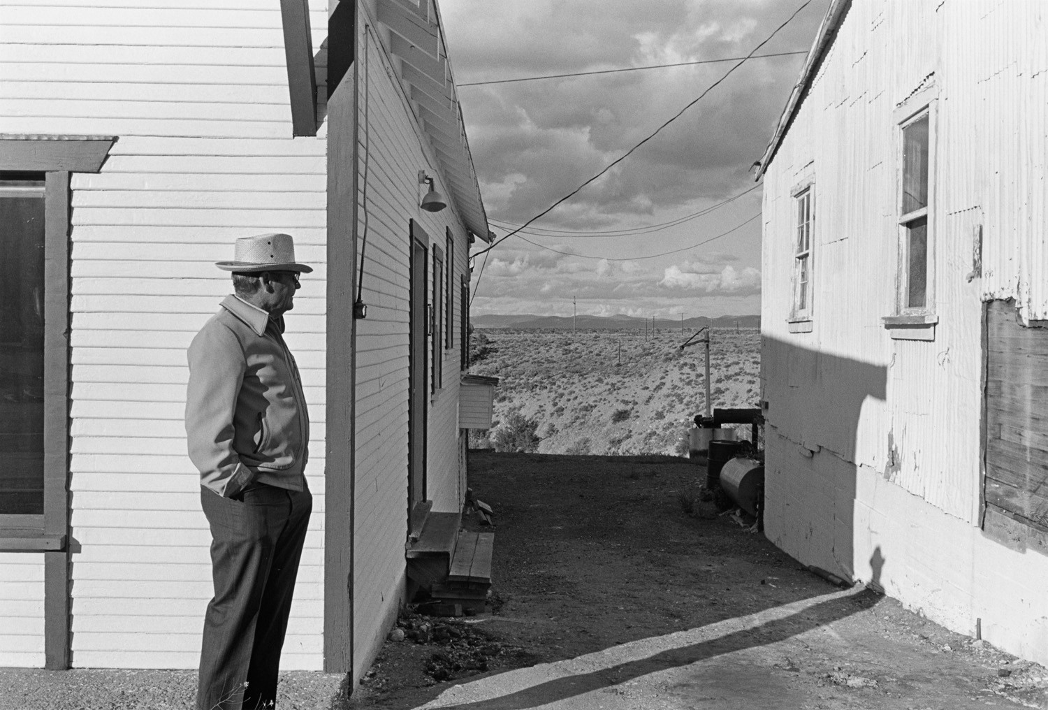 Henry Wessel, Nevada, 1975
