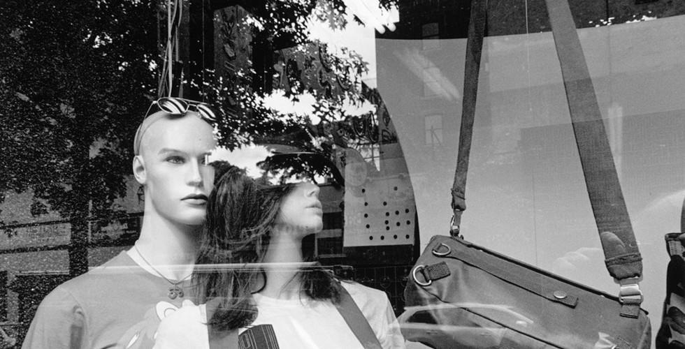 Lee Friedlander, New York City, 2009
