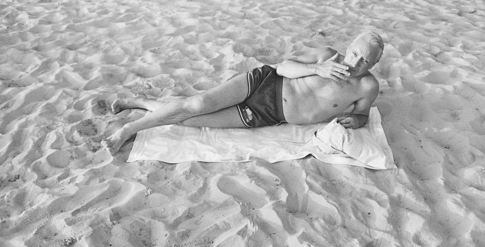 Henry Wessel, Waikiki, 1985