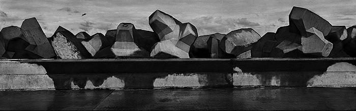 Josef Koudelka, Nord-Pas-de-Calais, France, 1989