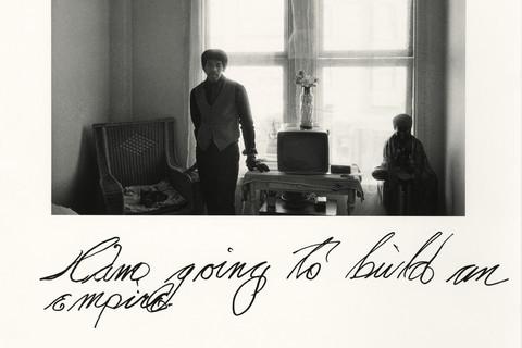Jim Goldberg, Clyde Norbert, 1977