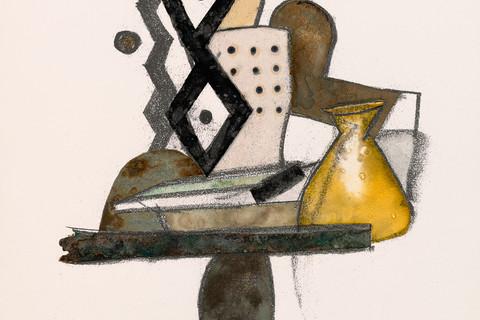 Irving Penn, The Alchemist, New York,