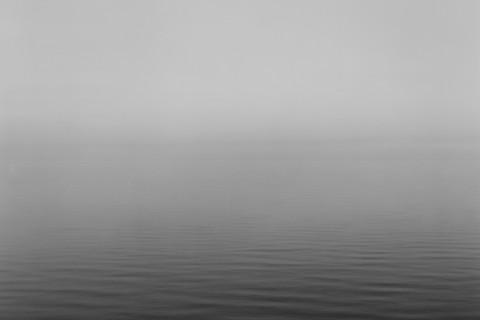 Hiroshi Sugimoto, Lake Superior, Jacobs Creek Falls, 2003