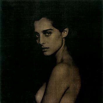 Paolo Roversi, Amira, Paris, Studio 9 rue Paul Fort, 1990