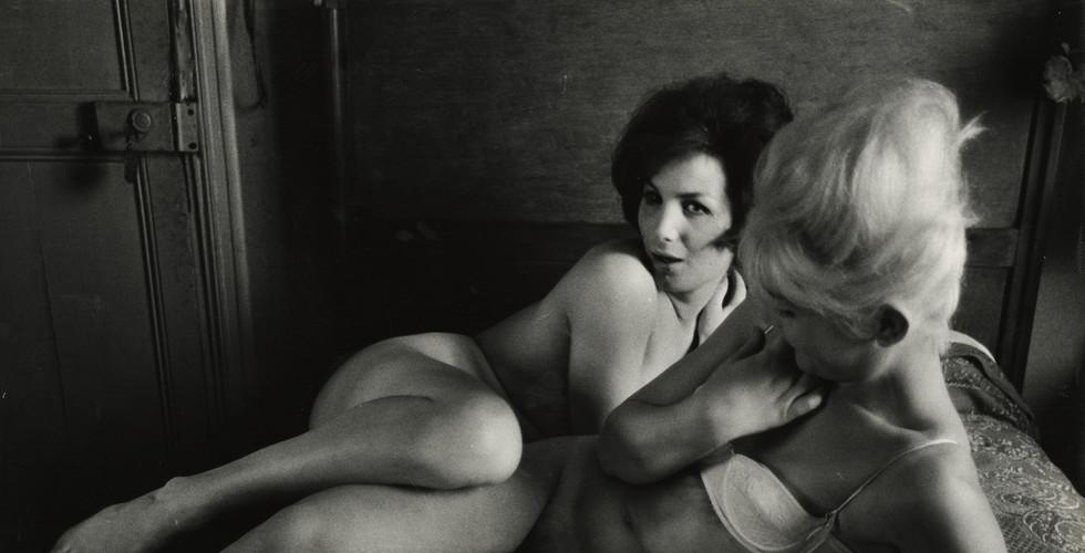 Christer Strömholm, Untitled, 1962