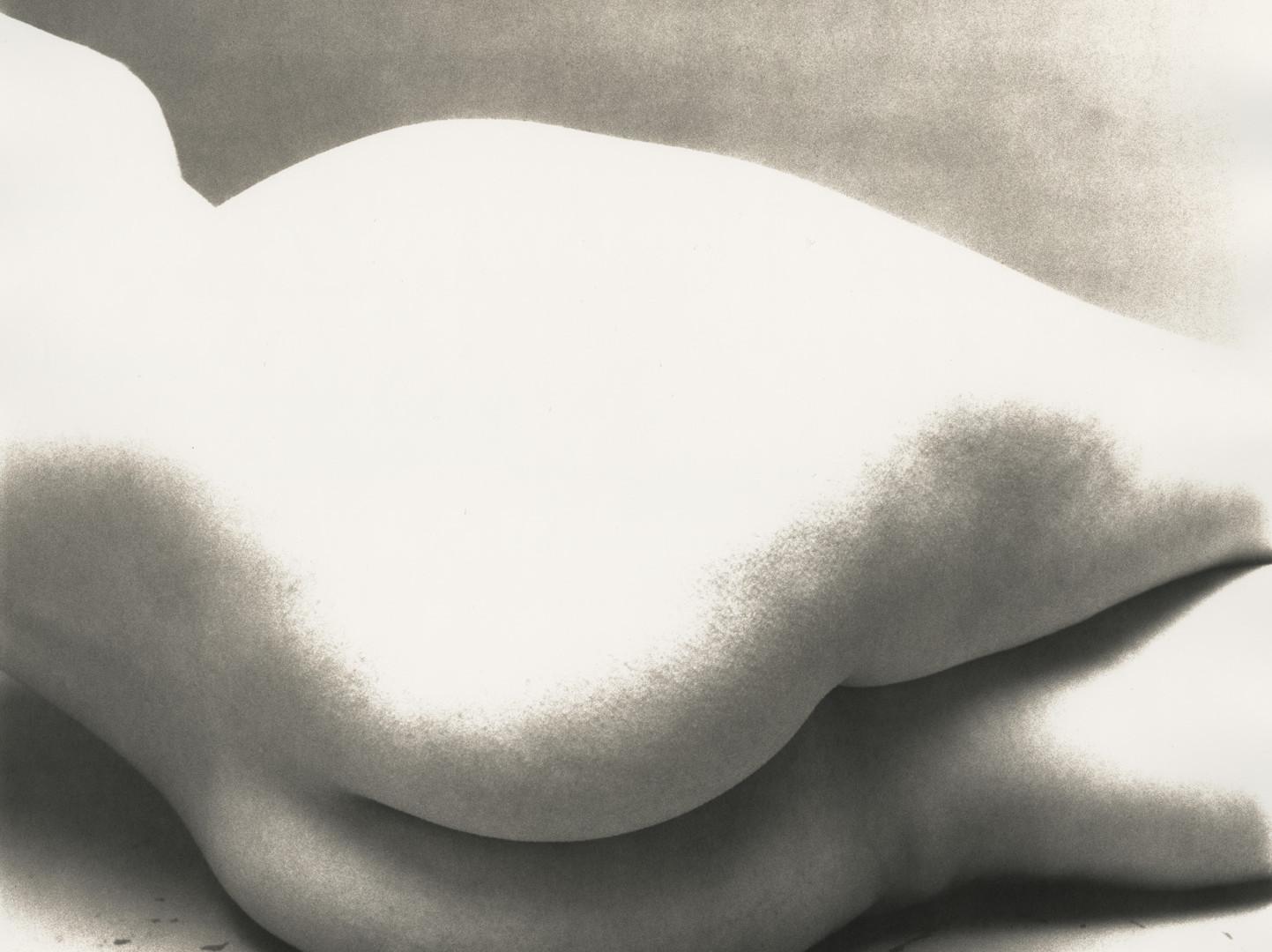 Irving Penn, Nude No. 55, New York, c. 1949-1950