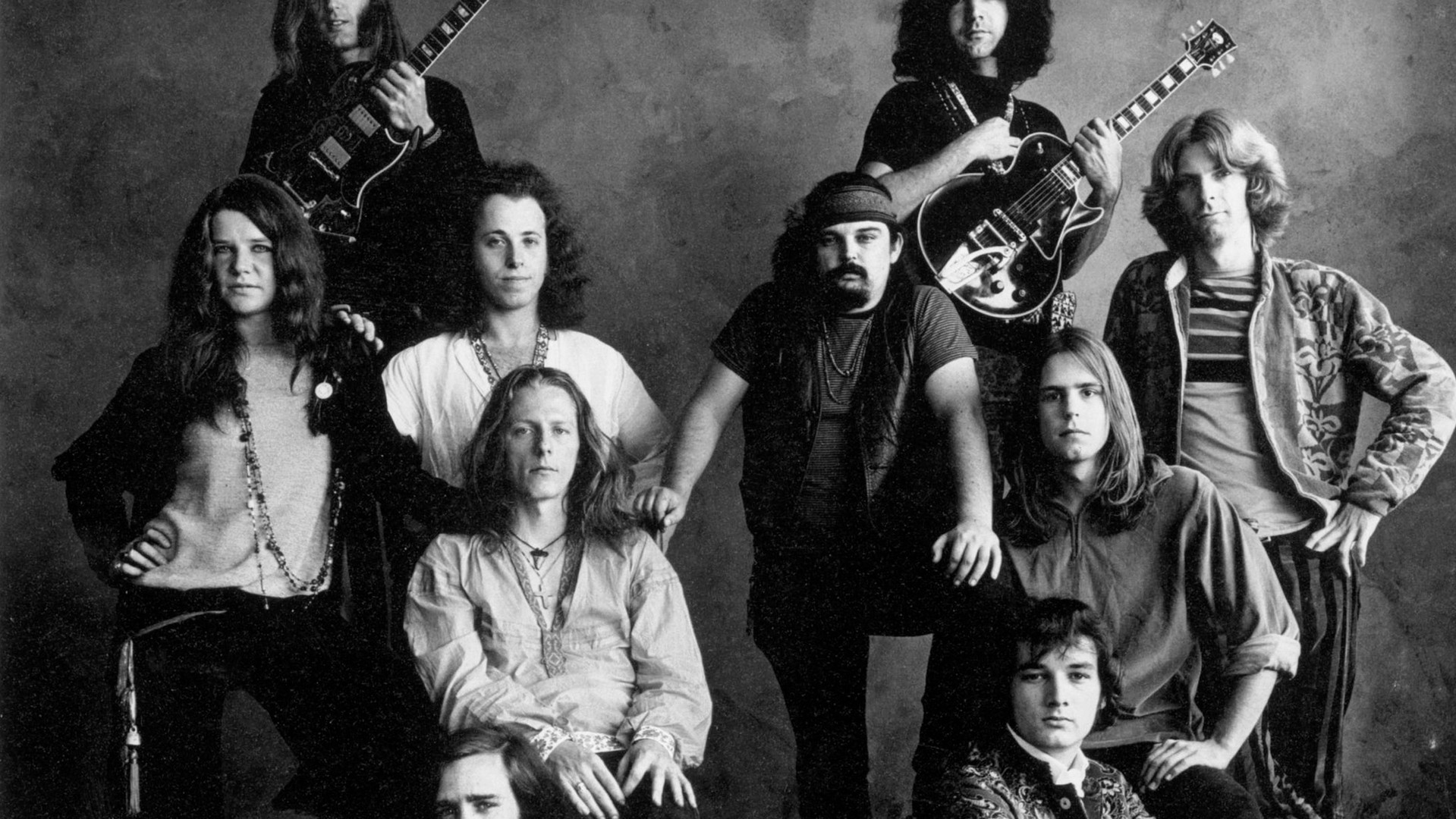 Irving Penn, Rock Groups, San Francisco, 1967