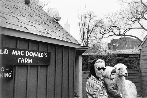 Garry Winogrand, New York, c. 1965
