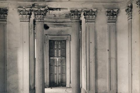 Walker Evans (1903-1975), Room in Louisiana Plantation House, 1935