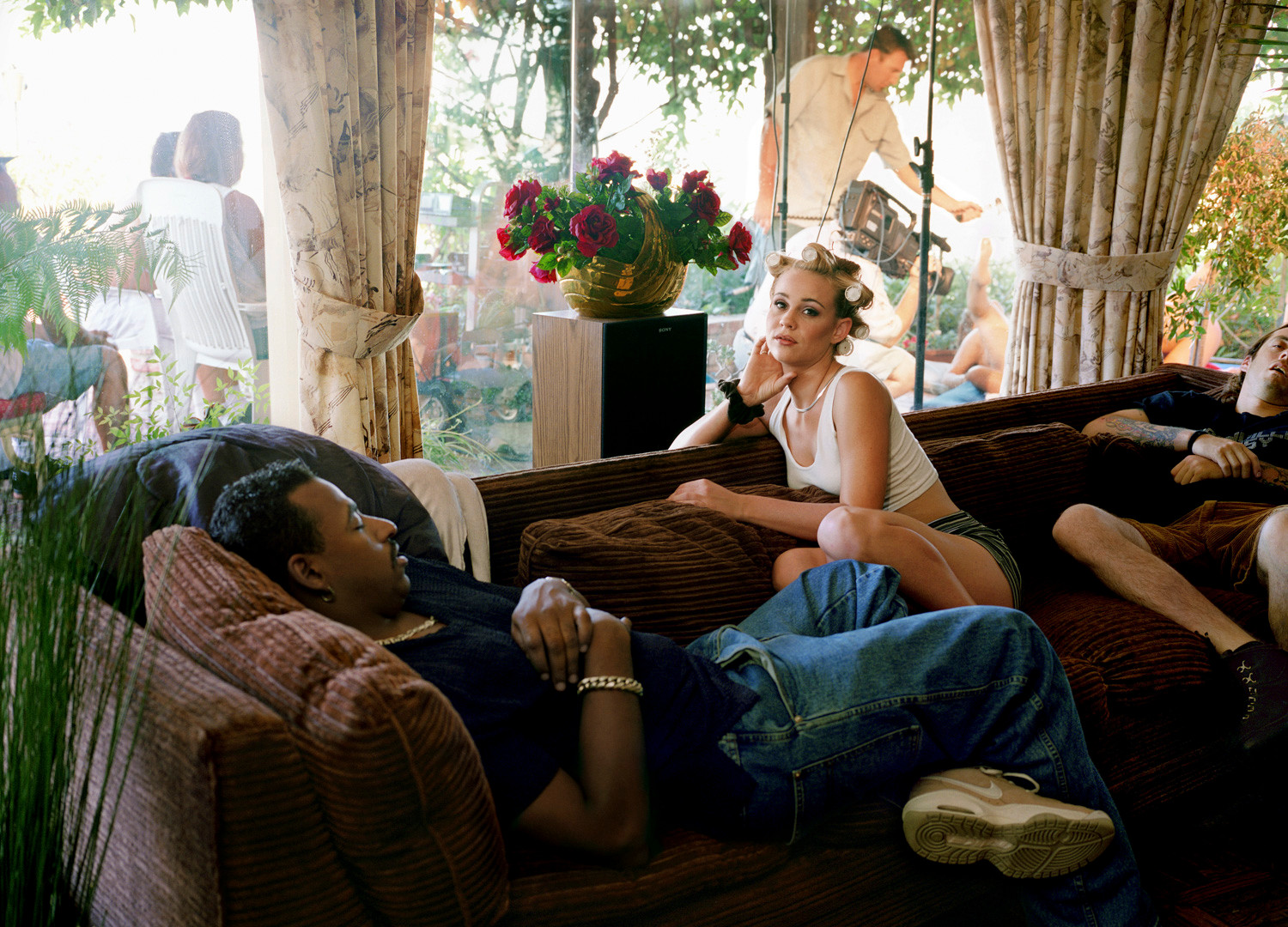 Larry Sultan, Tasha's Third Film, 1998