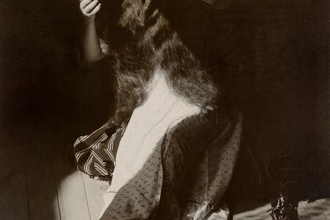 Manuel Alvarez Bravo, Retrato de lo eterno, 1935