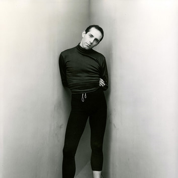 Irving Penn, Jerome Robbins (1 of 2), New York1948