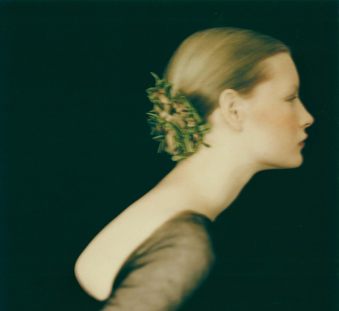 Paolo Roversi, Kirsten as Juliet nude, London, Studio 17, Brook Street, 1988