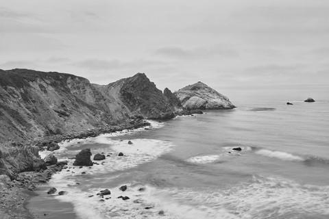 Richard Learoyd, Big Sur I, 2018
