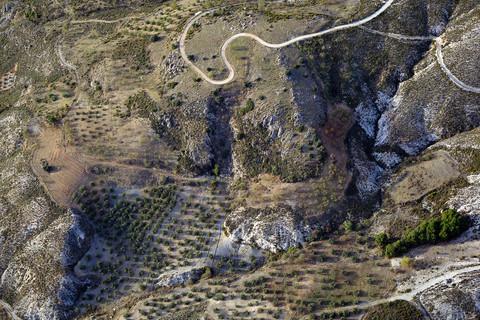 Emmet Gowin, The Guadix-Baza Region, Granada, Spain, 2012