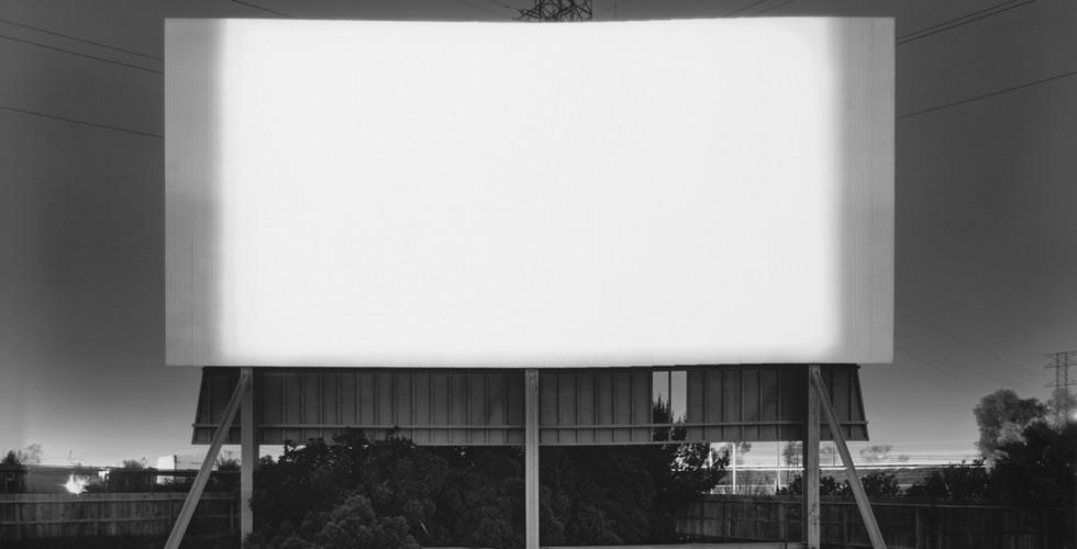 Hiroshi Sugimoto, South Bay Drive-In, South Bay, 1993
