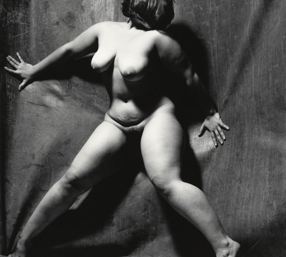 Irving Penn, Alexandra Beller (CC), New York, 1999