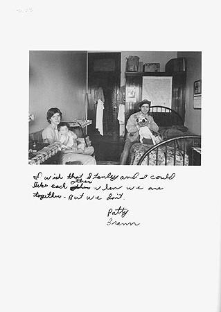 Jim Goldberg, Untitled (I wish that Stanley ...), 1979