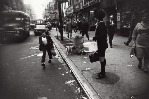 Garry Winogrand, New York, c. 1968