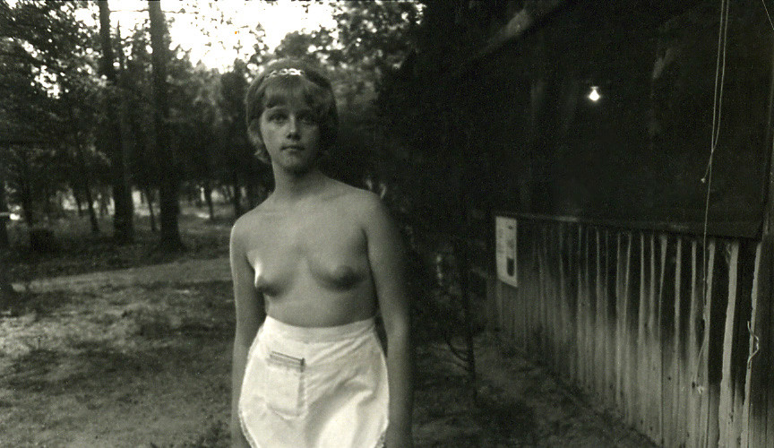 Diane Arbus, Waitress, Nudist Camp, New Jersey, 1963