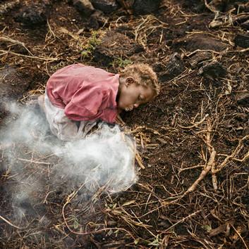 Jim Goldberg, Making Fire, Democratic Republic of Congo, 2008