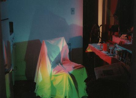 Lucas Samaras, Photo-Transformation, 1/18/74