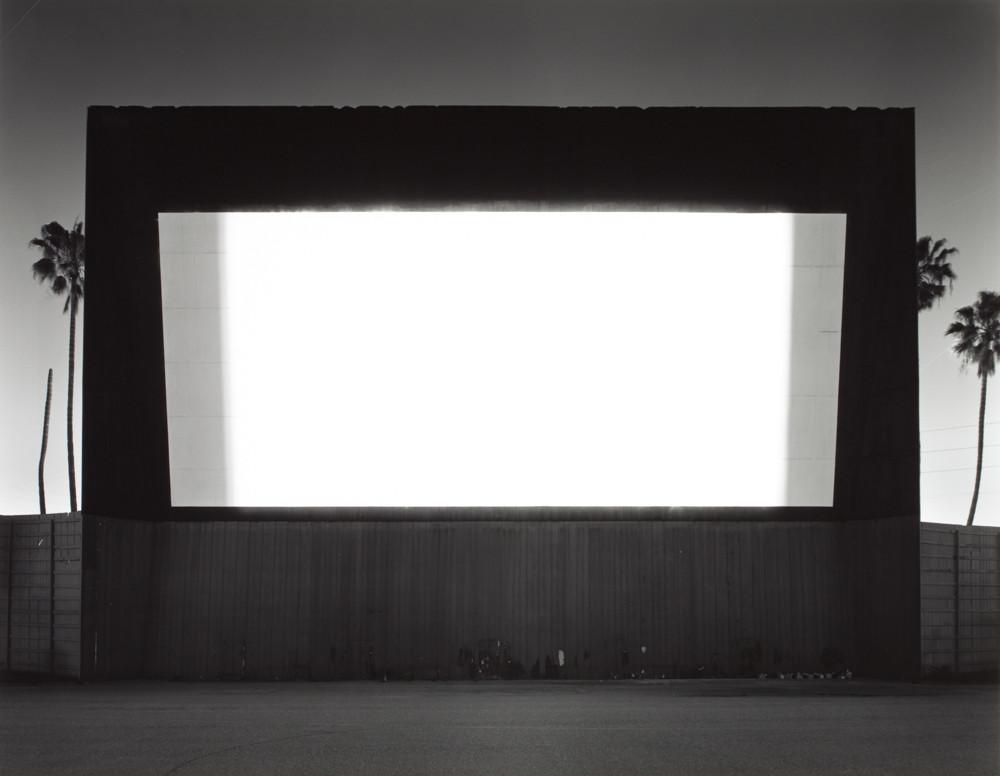 Hiroshi Sugimoto, Hi Way 39 Drive-In, Orange, 1993