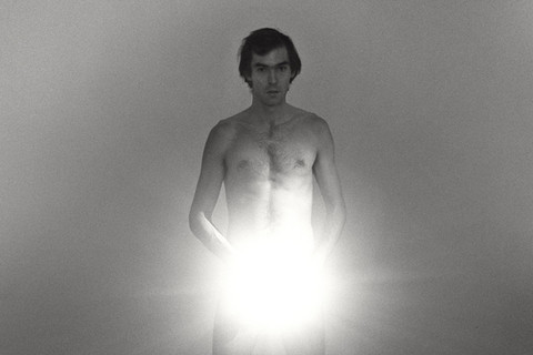 Peter Hujar, Nude Self-Portrait Series #1, 1966