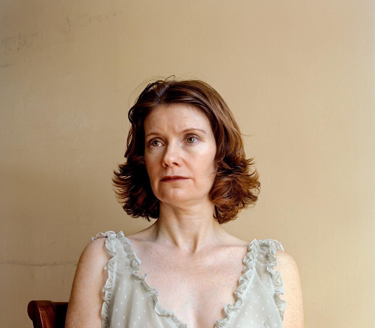 Jocelyn Lee, Untitled (Margie at Chelsea Hotel), 2009