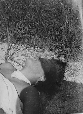 Laszlo Moholy-Nagy, Repose, 1928