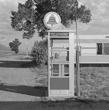 Henry Wessel, Buena Vista, Colorado, 1973