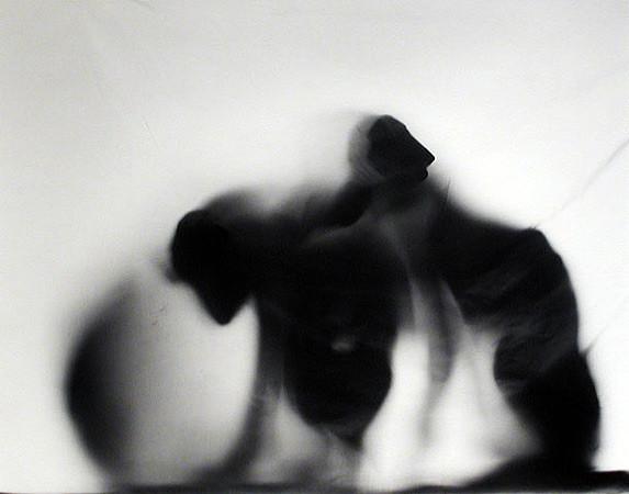William Wegman, Inflatable, 2002